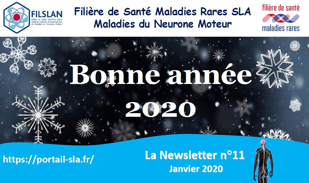 Newsletter N°11 - Janvier 2020