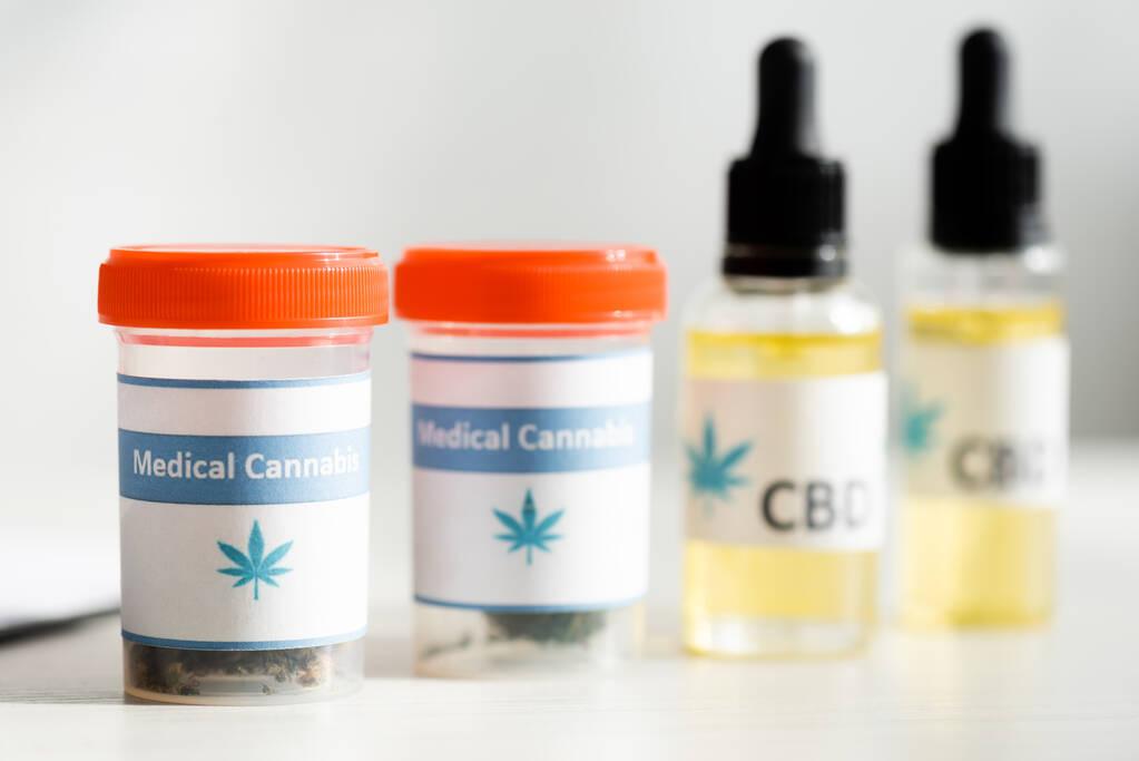 SLA et cannabis à usage médical